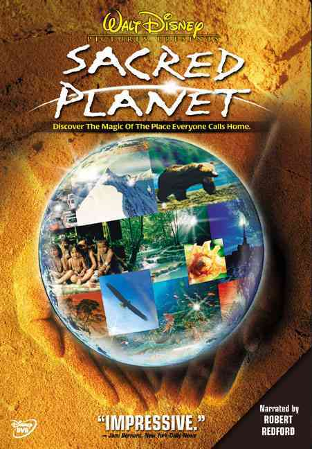 SACRED PLANET BY REDFORD,ROBERT (DVD)