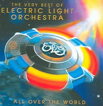 ALL OVER THE WORLD:VERY BEST OF ELECT BY ELECTRIC LIGHT ORCHE (CD)